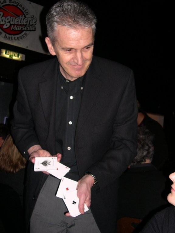 Bernard Allione